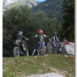 TRIAL INTER CLUB DE THONES 2014